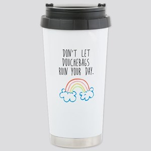 Douchebags Stainless Steel Travel Mug