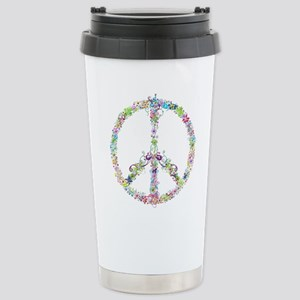 Peace of Flowers Mugs