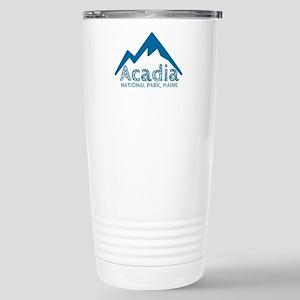 Acadia Stainless Steel Travel Mug