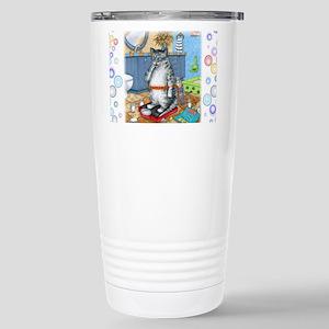 Cat 579 Travel Mug