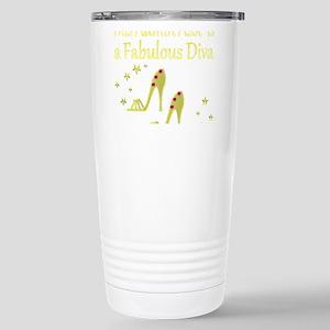 TOP ADMIN ASST Stainless Steel Travel Mug