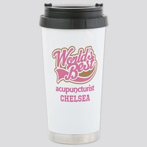 Acupuncturist Personalized Gift Travel Mug