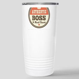 Personalized Boss Gift Travel Mug