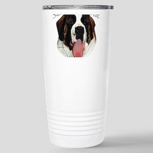 Saint Mom2 Stainless Steel Travel Mug
