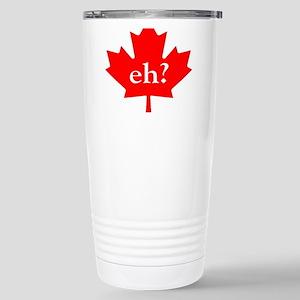Eh? Stainless Steel Travel Mug