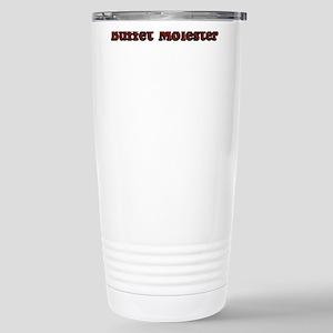 BUFFET MOLESTER Stainless Steel Travel Mug
