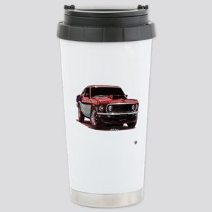 Mustang 1969 Stainless Steel Travel Mug
