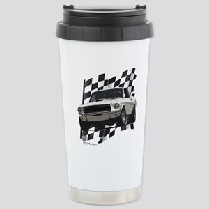 Plain Horse Stainless Steel Travel Mug