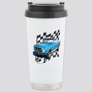 Mustang 1967 Stainless Steel Travel Mug