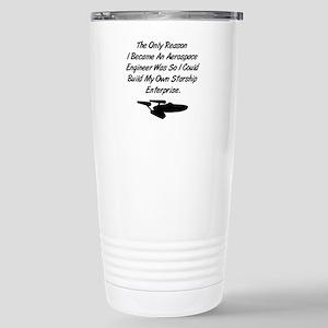Build My Own Enterprise Stainless Steel Travel Mug