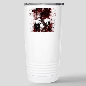 Skullmania Stainless Steel Travel Mug