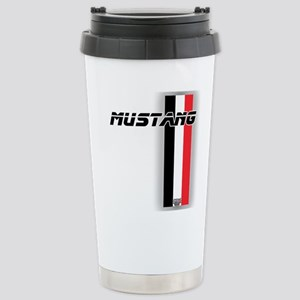 Mustang BWR Stainless Steel Travel Mug