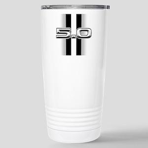5.0 2012 Stainless Steel Travel Mug