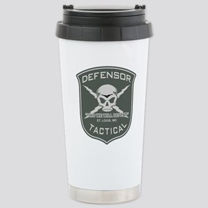 Defensor Arms Stainless Steel Travel Mug