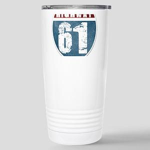 Highway 61 Stainless Steel Travel Mug