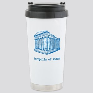 Acropolis of Athens Stainless Steel Travel Mug