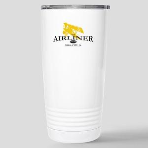 Airliner Logo Travel Mug