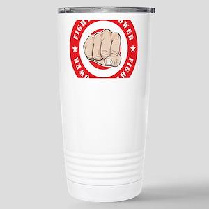 Fight The Power Travel Mug