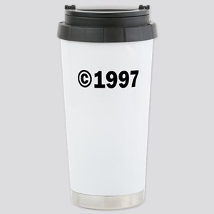 COPYRIGHT 1997 Travel Mug