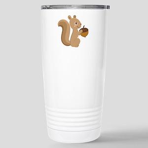Custom Cartoon Squirrel Mugs