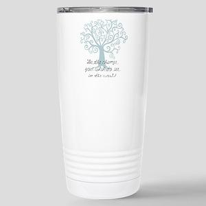 Be the Change Tree Travel Mug