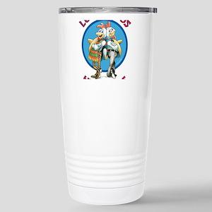 Los Pollos Hermanos Stainless Steel Travel Mug