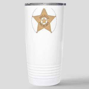 Sheriff Mayberry Travel Mug