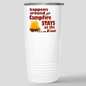 campfire fun Travel Mug