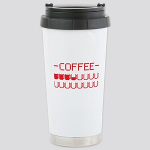 Legend of Caffeine Travel Mug
