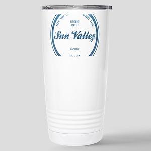 Sun Valley Ski Resort Idaho Travel Mug