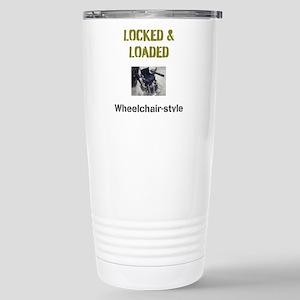 wheelchair style Travel Mug
