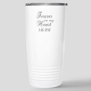 Forever in my Heart Travel Mug