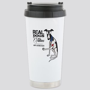 Tattoos Stainless Steel Travel Mug