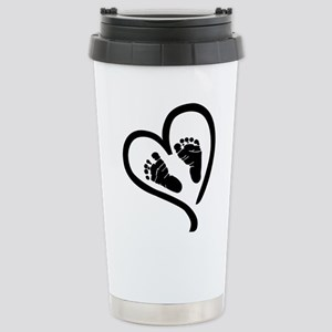 Baby Heart (Maternity) Travel Mug