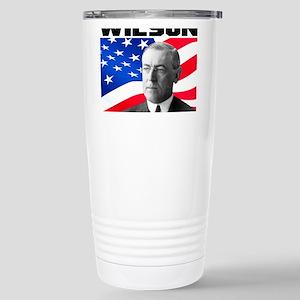 28 Wilson Stainless Steel Travel Mug