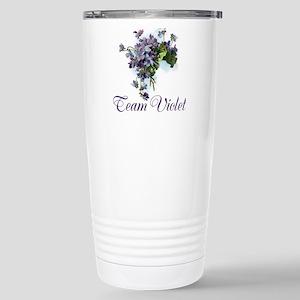 Team Violet Travel Mug