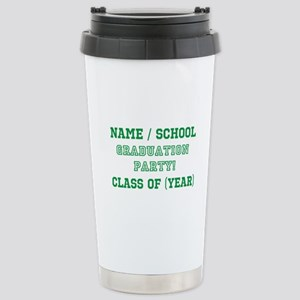 Graduation Party Travel Mug