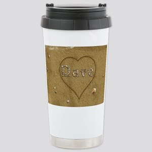 Dave Beach Love Stainless Steel Travel Mug