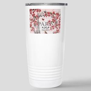 Paris spring Stainless Steel Travel Mug