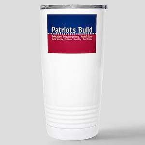 Patriots Build Travel Mug