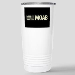 Black Flag: Moab Stainless Steel Travel Mug
