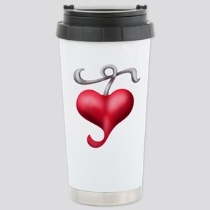 Have A Heart Stainless Steel Travel Mug