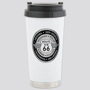 Route 66 states Stainless Steel Travel Mug