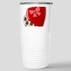 Candy For My Valentine Travel Mug