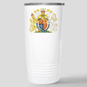 Royal COA of UK Travel Mug