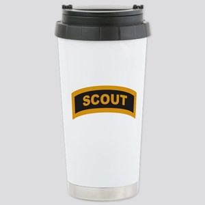 Scout Tab Stainless Steel Travel Mug