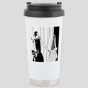 1920s vintage flappers Stainless Steel Travel Mug