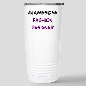 awesome fashion d 16 oz Stainless Steel Travel Mug