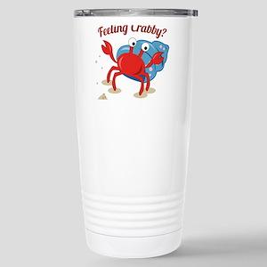 Feeling Crabby? Travel Mug