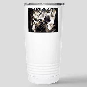 2-Airborne.moh.mousepad Stainless Steel Travel Mug